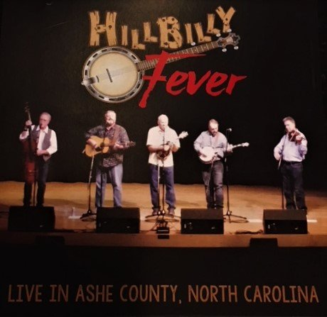 hillbilly fever live in ashe county cd