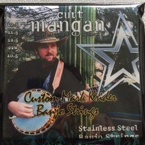 mark krider custom banjo strings