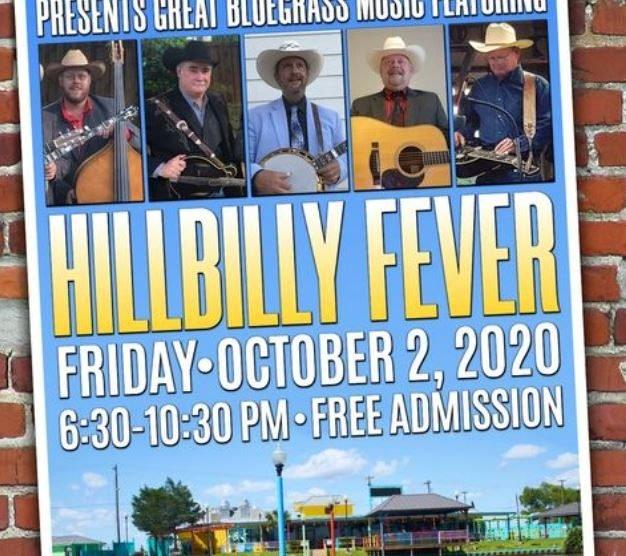 vernons lakeside hillbilly fever band
