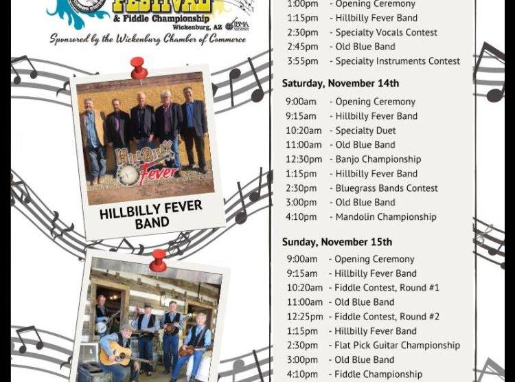 wickenburg bluegrass festival 2020
